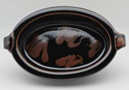 Mashiko Slip Stoneware Baking Dish by Lynn Munns
