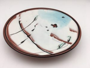 Salad Plate by Victoria Christen
