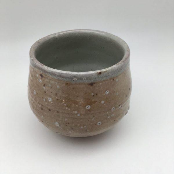 brown Tea Bowl by Lynn Munns - 18/72