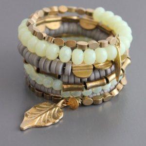 Wrapped Bracelet by David Aubrey