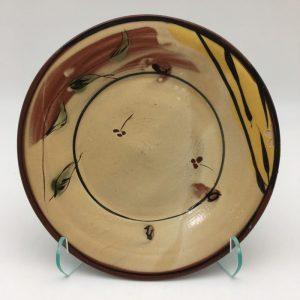 Terracotta Dessert Plate by Victoria Christen