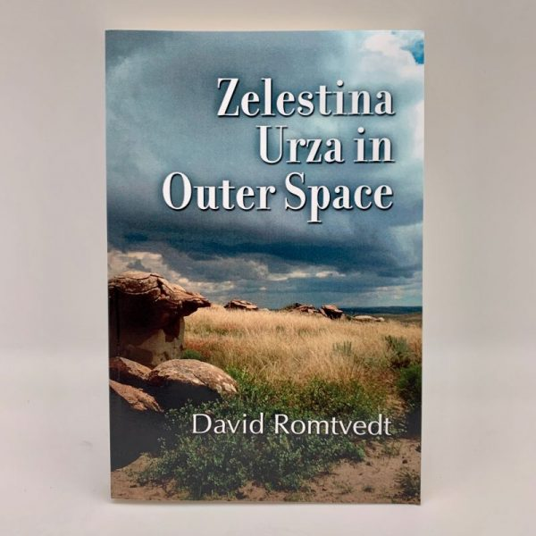 Zelestina Urza in Outer Space by David Romvedt