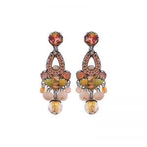 Milano Andrea Stud Earrings by Ayala Bar - 0839
