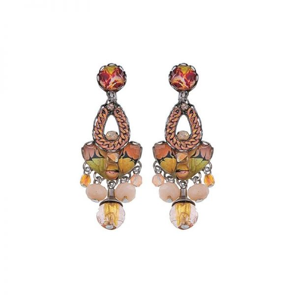 Milano Andrea Stud Earrings by Ayala Bar - 0839