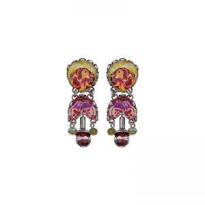 Yucatan Sun Stud Earrings by Ayala Bar