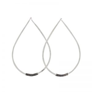 Stila Sterling Silver Post Earrings by bohemi