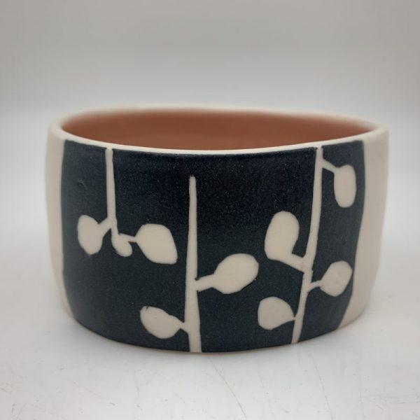Sprout Tidbit Bowl - Orange by Rita Vali
