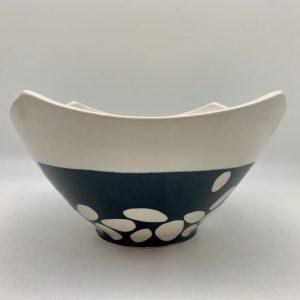 Stones Large 4 Corners Bowl by Rita Vali