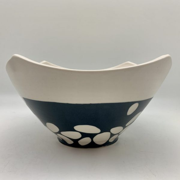 Stones Large 4 Corners Bowl by Rita Vali