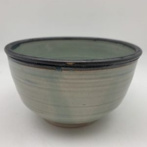 Celadon Bowl by Margo Brown