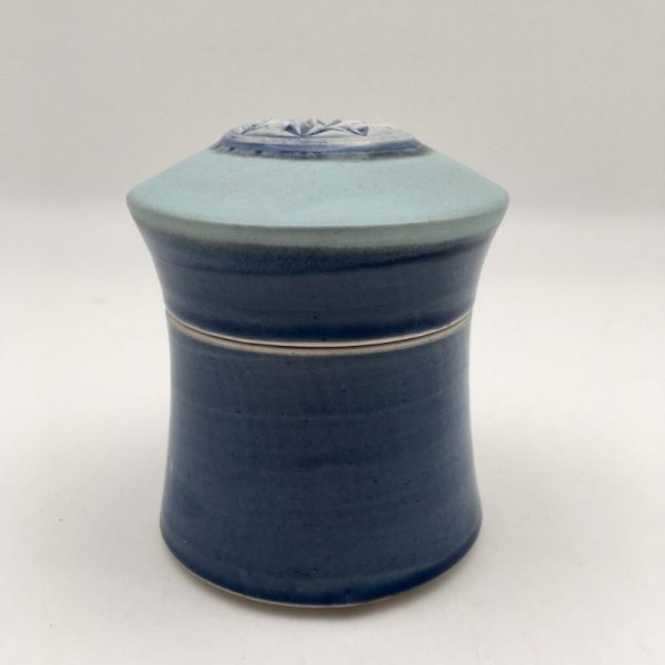 Blue Jar by Lynn Munns