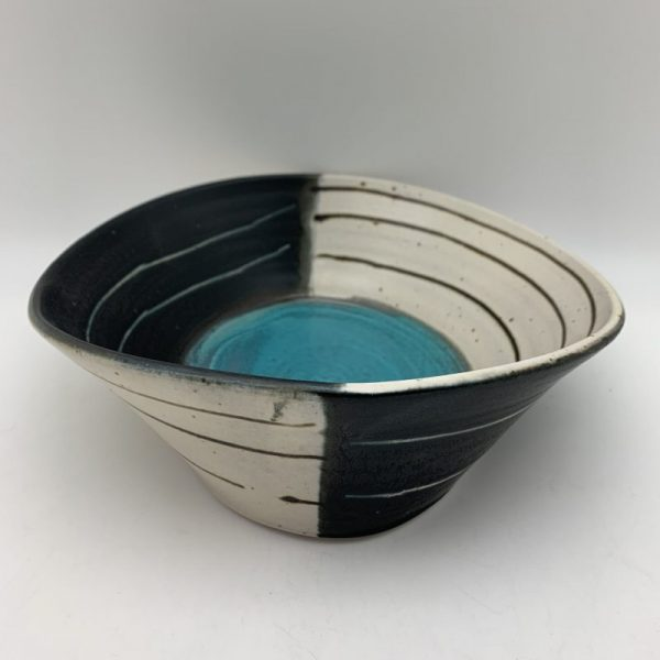 Flow Bowl by Delores Fortuna