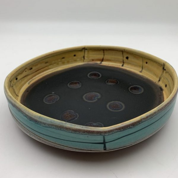 Low Bowl by Delores Fortuna