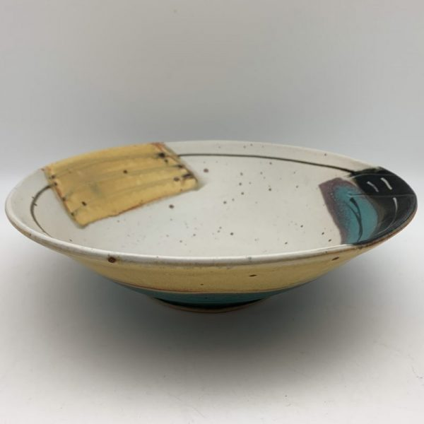 Flared Bowl (medium) by Delores Fortuna