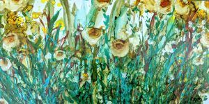 Flowers Painting by Kelsey McDonnell - 275