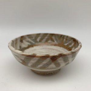 Mini Tan Bowl by Margo Brown