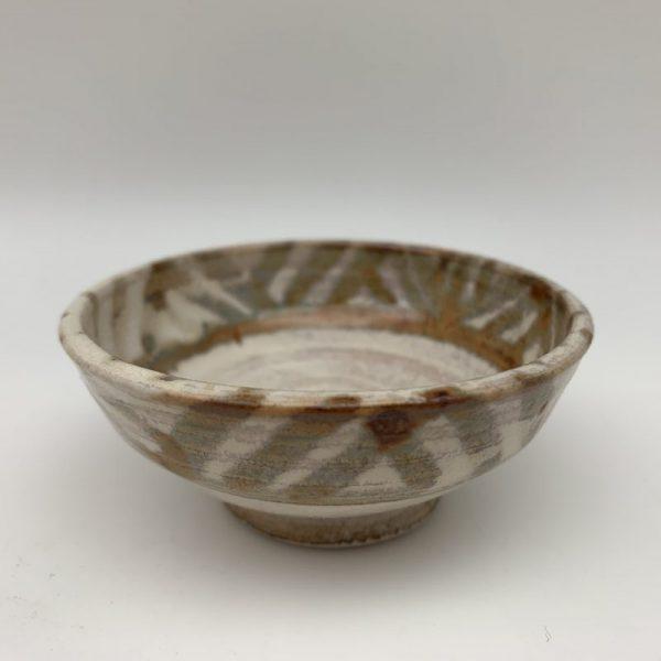 Mini Tan Bowl by Margo Brown