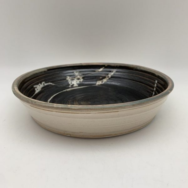 Two-Tone Pie Plate by Margo Brown - 1863