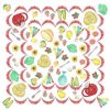 Kitchen Kitsch Tablecloth by Mim & Poppy Print Swatch