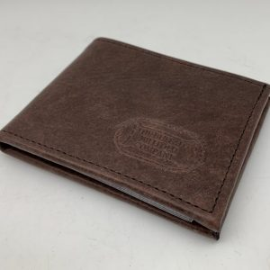 Buffalo Leather Two Fold Wallet by Buffalo Billfold Company