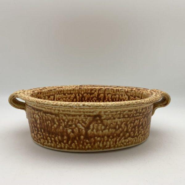 Porcelain Roaster by Lynn Munns - Z/57