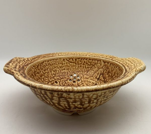 Porcelain Colander by Lynn Munns - Z/54