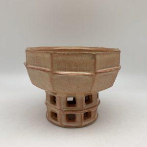 Pedestal Bowl by Lynn Munns - 16/82