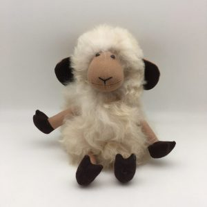 Alpaca Stuffed Sheep