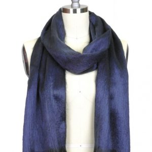 Alpaca Scarf - Moonlight Blue Shupaca