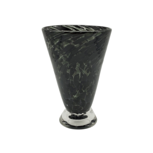 Speckle Cup - Ebony Kingston Glass Studio