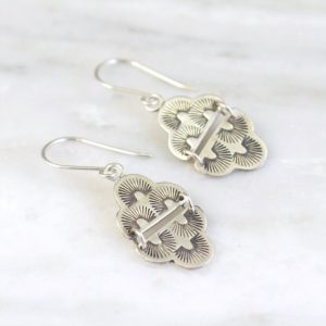 After the Rain Swing Earrings Sarah Deangelo