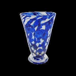 Speckle Cup - Royal Blue Kingston Glass Studio