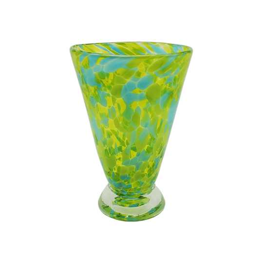 Speckle Cup - Spring Kingston Glass Studio