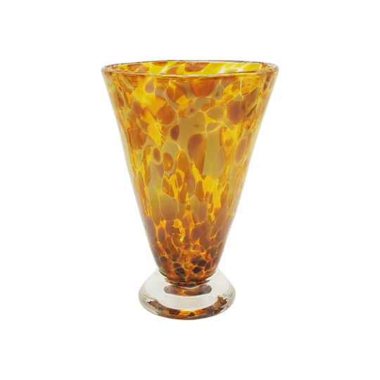 Speckle Cup - Topaz Kingston Glass Studio