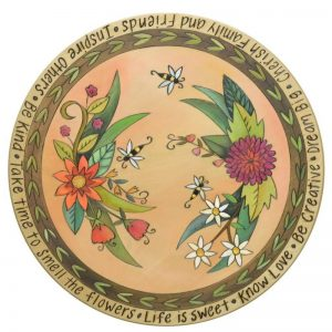 For The Bees Lazy Susan by Sincerely Sticks