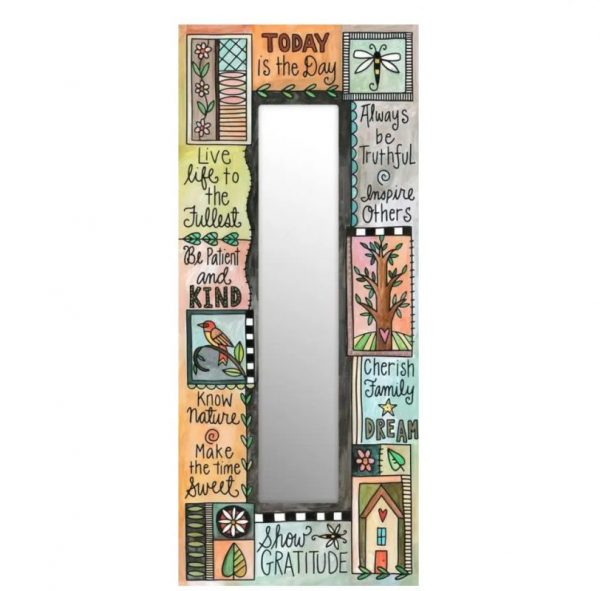 Make it Count Mirror by Sincerely Sticks