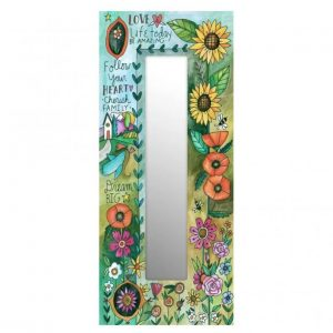 Blossom Mirror by Sincerely Sticks