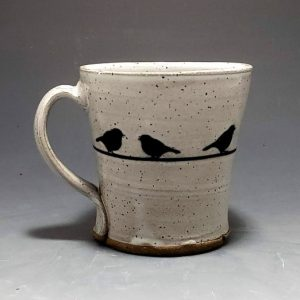 3 Little Birds Mug Stephen Mullins Red Bison Studio