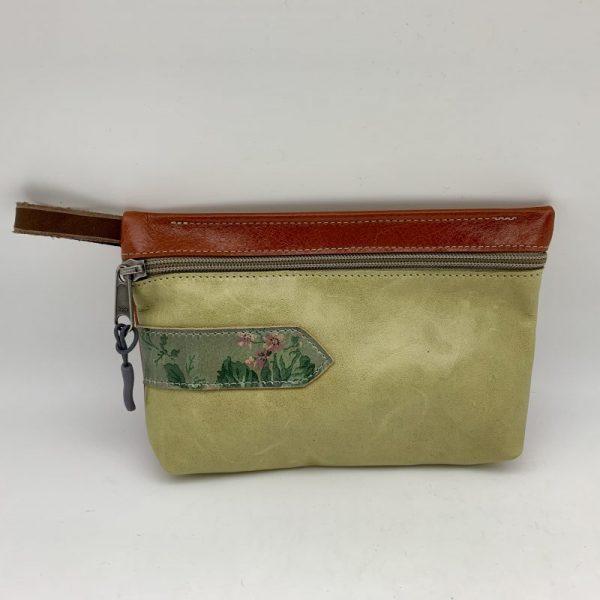 Everyday Stash Bag - Light Green Traci Jo Designs